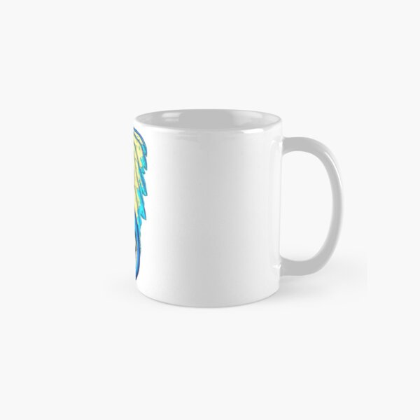 ClBucher - Blue dragon cool Classic Mug