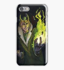 Agent of Himself iPhone Case/Skin