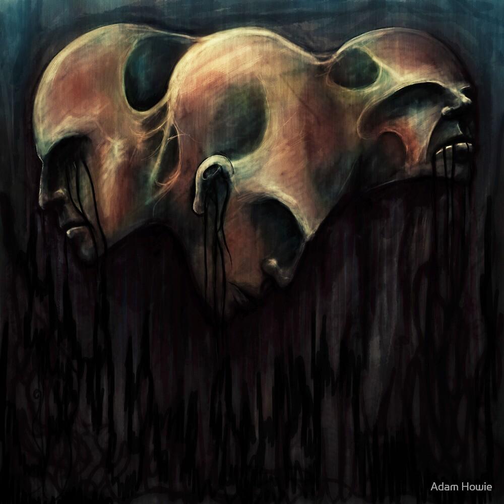 See Evil, Hear Evil, Speak Evil by Adam Howie