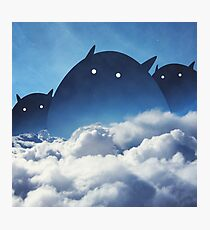 Beyond the Clouds Photographic Print