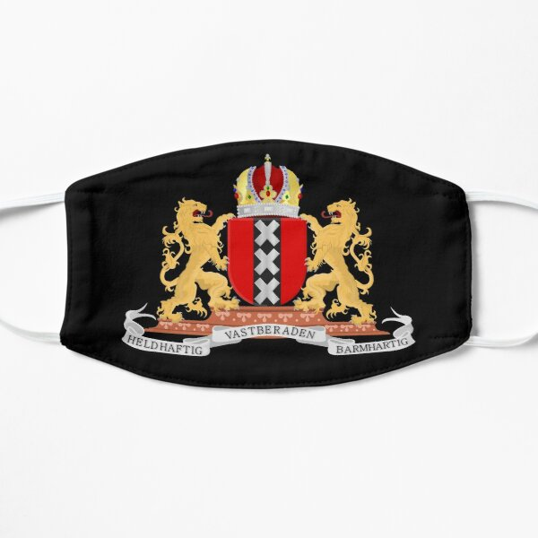 Amsterdam coat of arms Mask