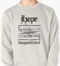 Librarian quote, Warhammer 40K Pullover