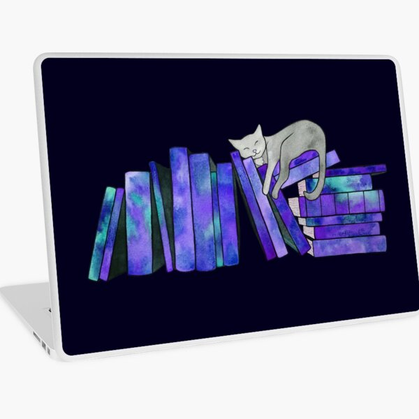 Literary Naps  Laptop Skin