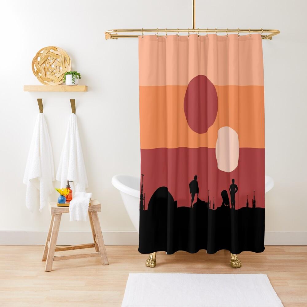 Ep IV Shower Curtain