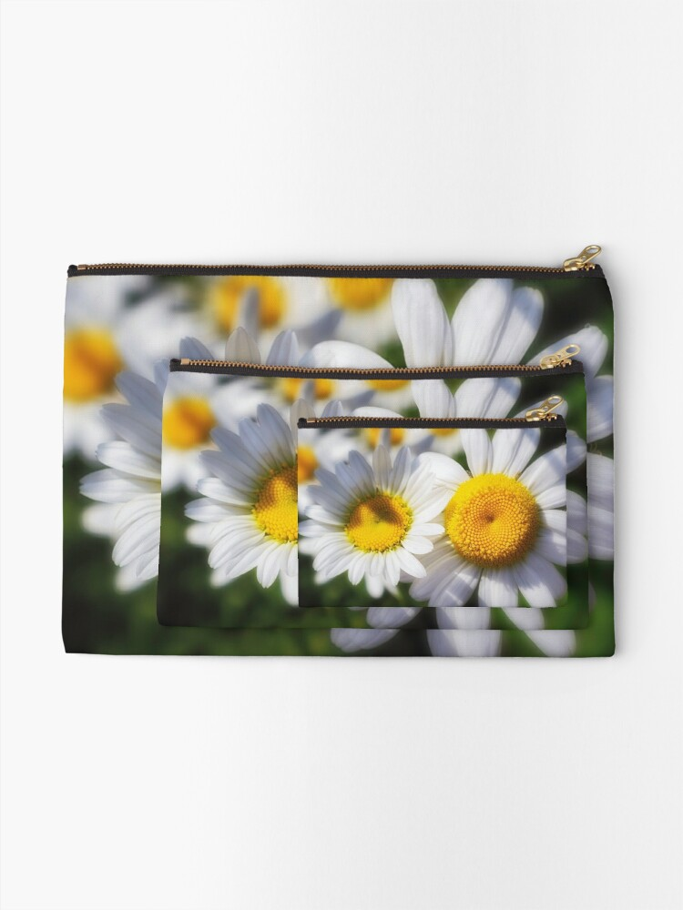 Alternate view of Warm Faces Zipper Pouch