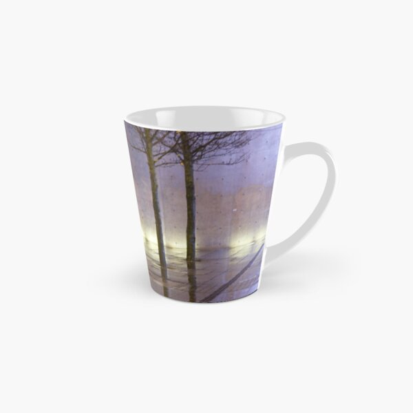 Passage of time in a concrete jungle  Tall Mug