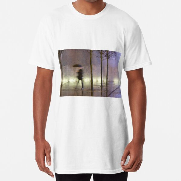 Passage of time in a concrete jungle  Long T-Shirt