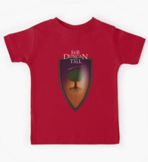 Ser Duncan the Tall: The Hedge Knight Kids Tee