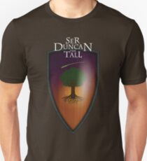 Ser Duncan the Tall: The Hedge Knight Slim Fit T-Shirt