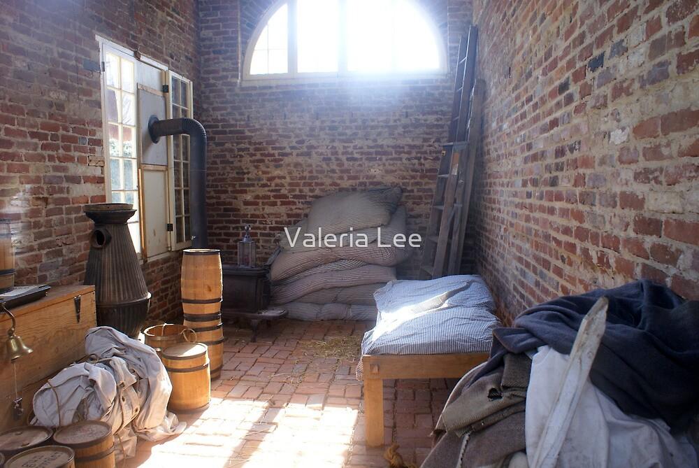 Soldiers Quarters by Valeria Lee