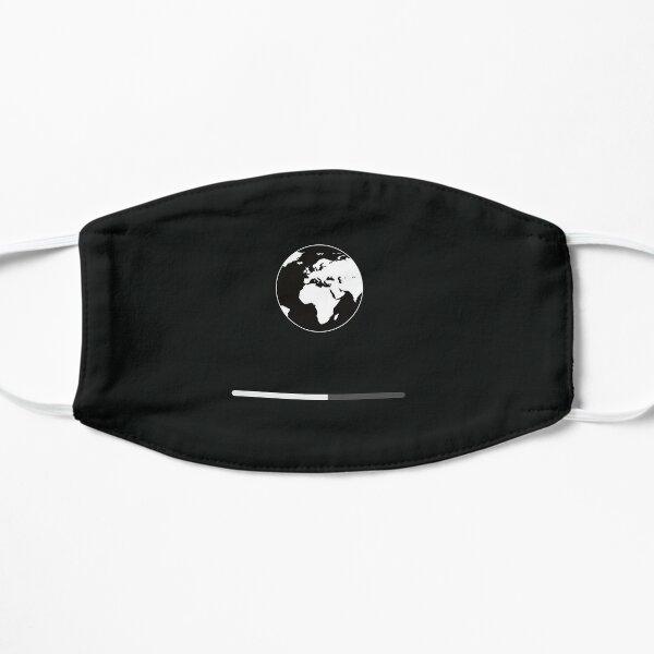Please wait ... The World is restarting ... Mac Mask