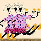 The Pajama Game..... by IrisGelbart