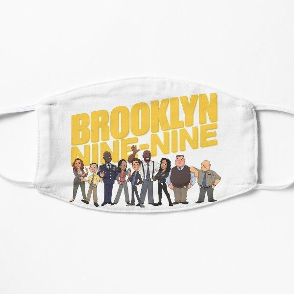 Brooklyn Nine Nine Flat Mask