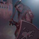yeah im the red knight by John Ryan