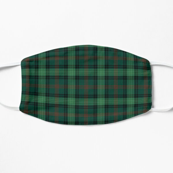 Clan Ross Hunting Tartan Flat Mask