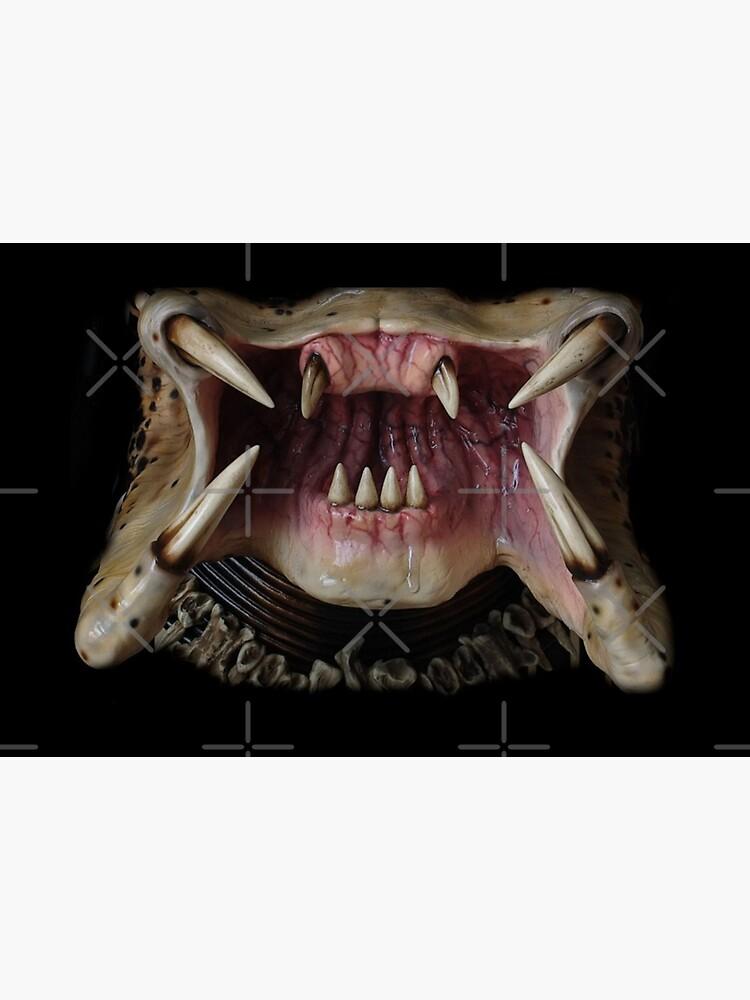 Alien Predator Mouth by FantasySkyArt
