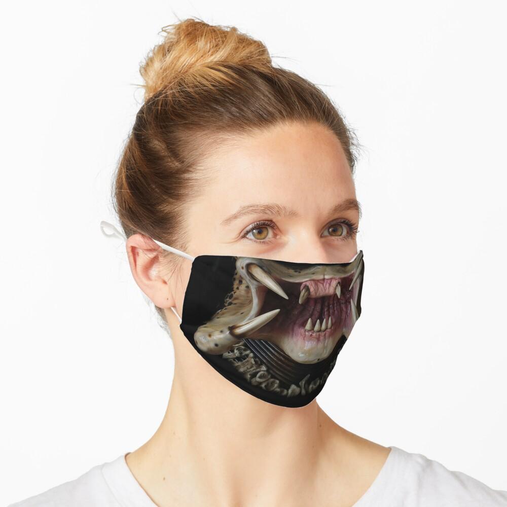 Alien Predator Mouth Mask