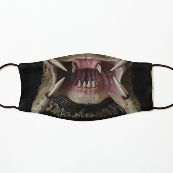 Alien Predator Mouth Kids Mask