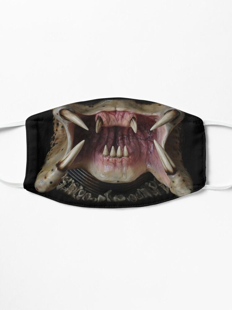 Alternate view of Alien Predator Mouth Mask