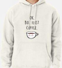 Kaffee Hoodie