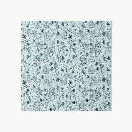 Pine Mint Botanicals Art Board Print