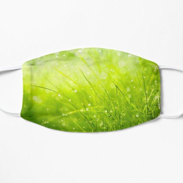 Grünes Gras Maske
