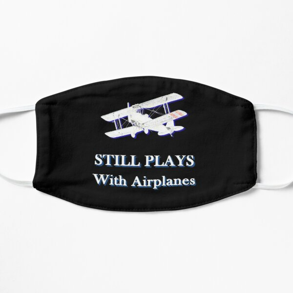 Still Plays with Airplanes Mask
