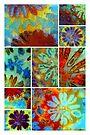 Ocean Flowers by Stephanie Bateman-Graham
