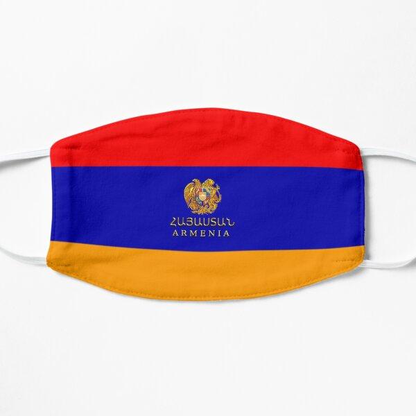 Armenian Flag (Եռագոյն) Mask