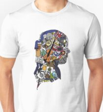 Mind of a Sherlock fangirl... T-Shirt
