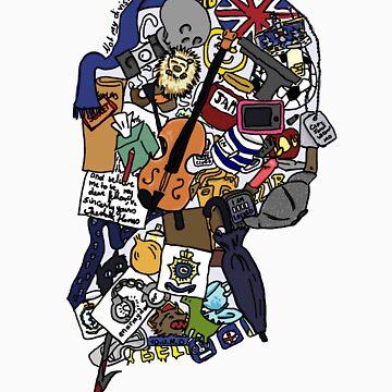 Mind of a Sherlock fangirl... by recri