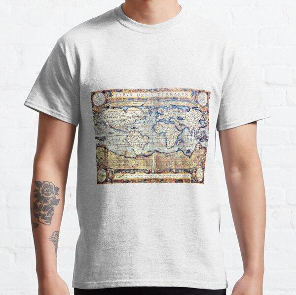 Hemisphere World Classic T-Shirt