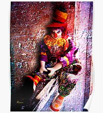 GHETTO CLOWN 2 Poster