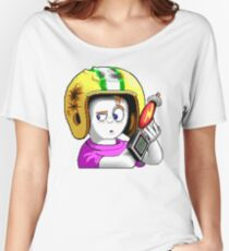 Commander Keen HD - Retro DOS game fan items Women's Relaxed Fit T-Shirt