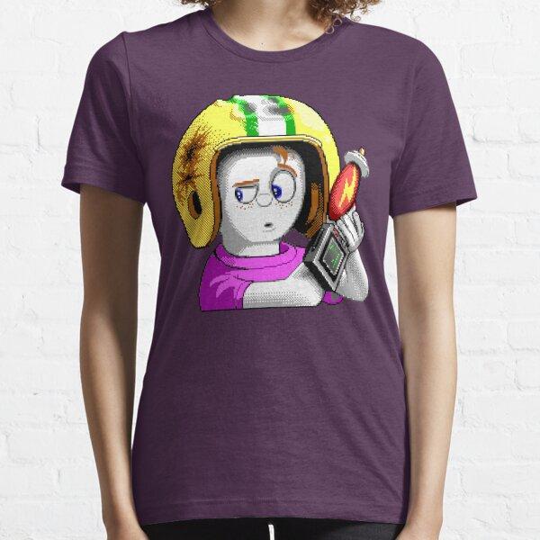 Commander Keen HD - Retro DOS game fan items Essential T-Shirt