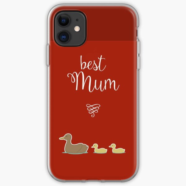Best Mum iPhone Soft Case