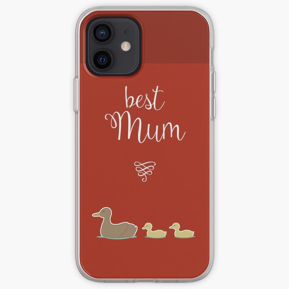 Best Mum iPhone Case