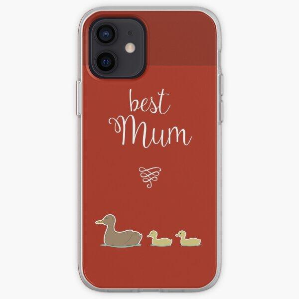 Best Mum iPhone Soft Case