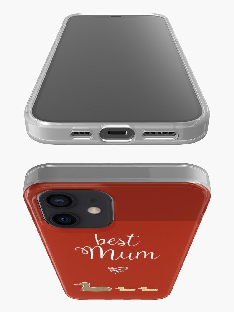 Alternate view of Best Mum iPhone Case