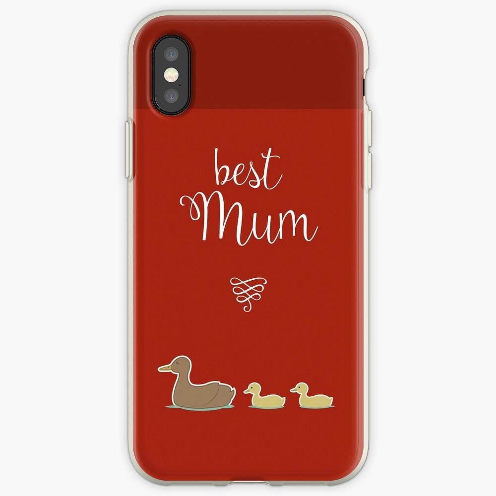 Best Mum iPhone Case & Cover