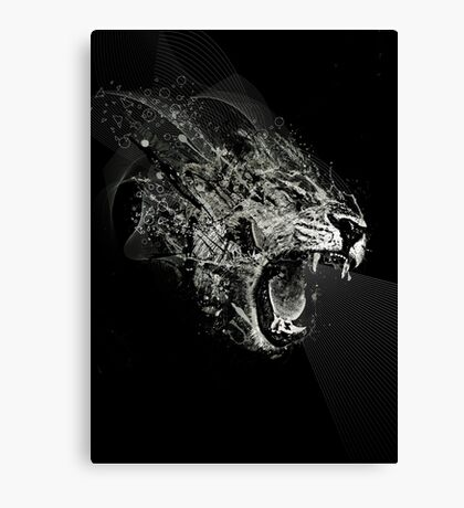 Fierce! Canvas Print