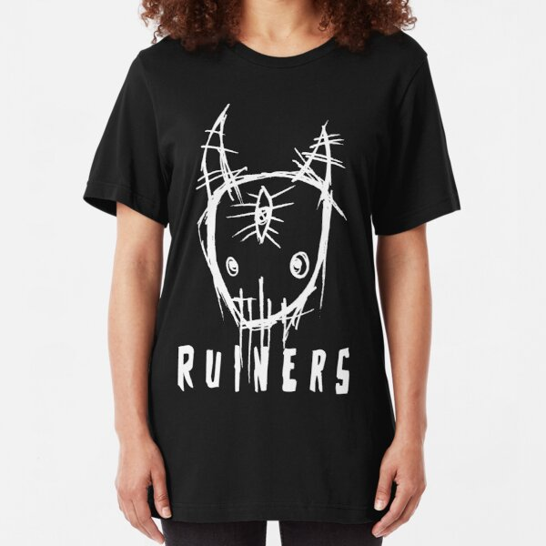 Ruiners logo Slim Fit T-Shirt