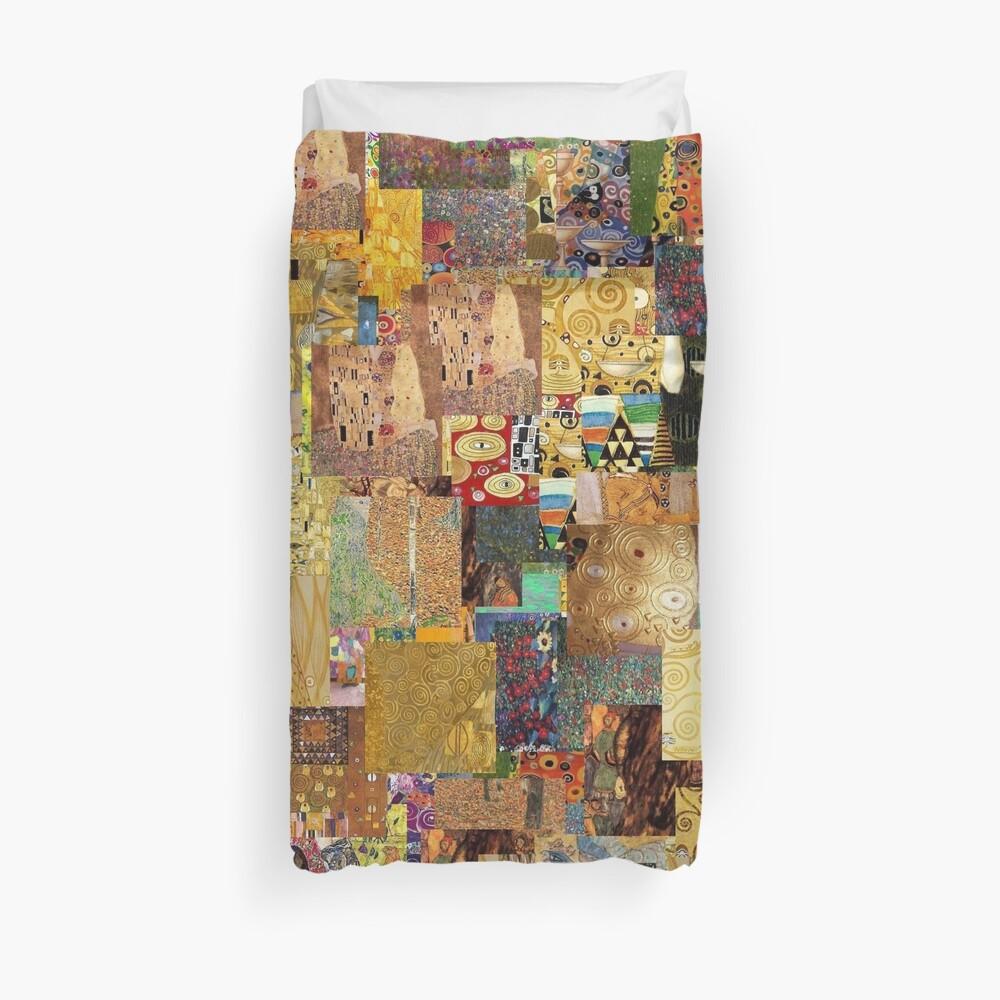 Gustav Klimt Duvet Cover
