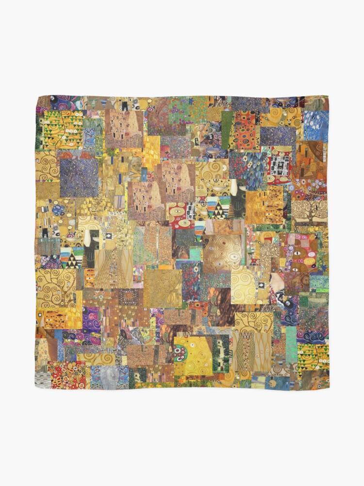 Alternate view of Gustav Klimt Scarf