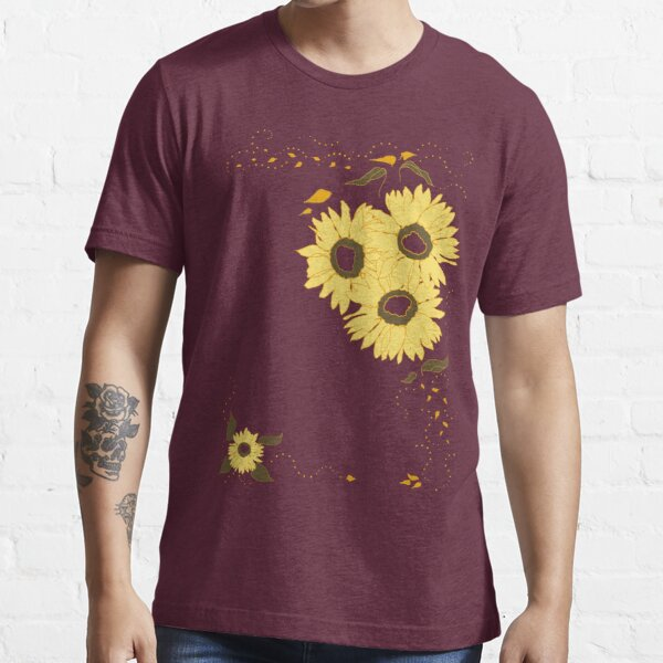 Sunflowers Galore Essential T-Shirt