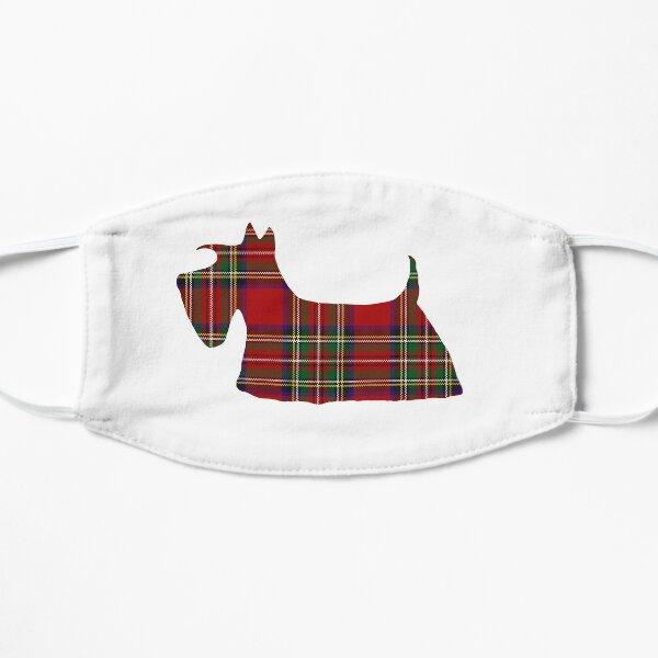 Tartan Scottie Dog Mask