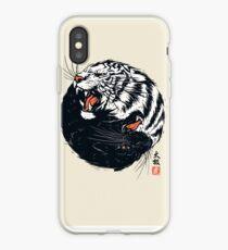 Vinilo o funda para iPhone Tachi Tiger