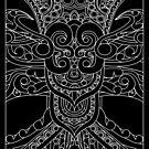 Balinese art by elangkarosingo