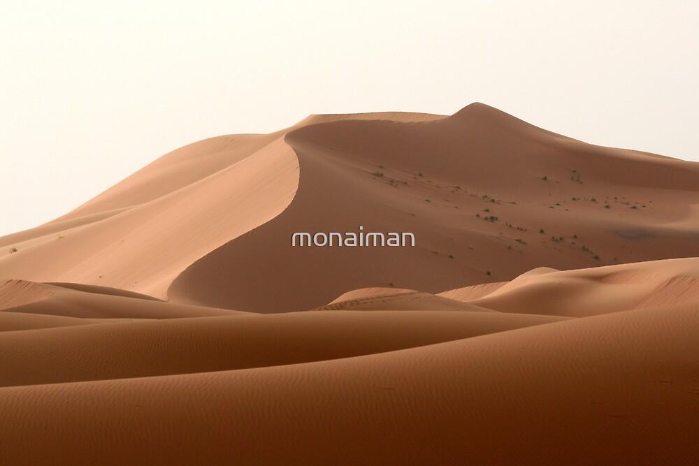Marzouga's dunes by monaiman