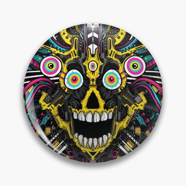 Colourful Craziness  Pin